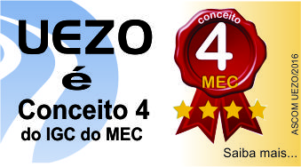 UEZO é conceito 4 no ICG do MEC